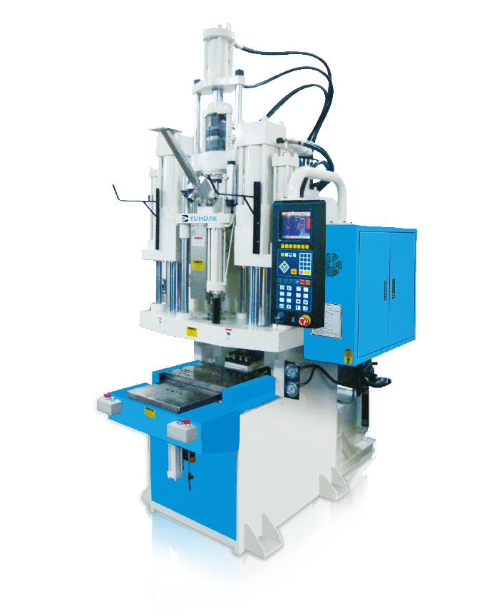Vertical Clamping Vertical Injection Tie-barless Series